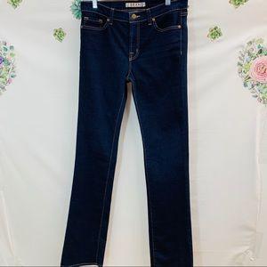 J Brand Jeans 30 Straight Leg Dark Wash n10